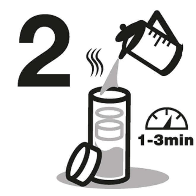 Instrucción de Decantadores de vidrio 2
